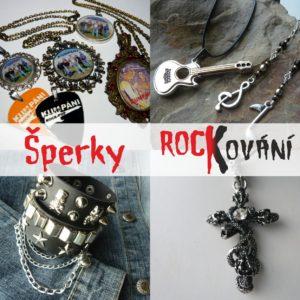 Šperky ROCKování